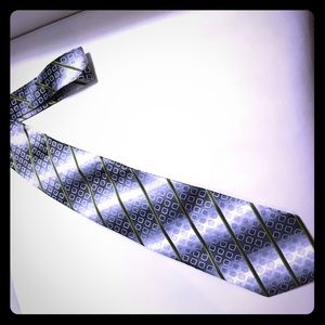 Rare tie from Burberry of London handmade valuable